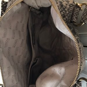 Michael Kors Bags - New Michael Kors snakeskin satchel bag